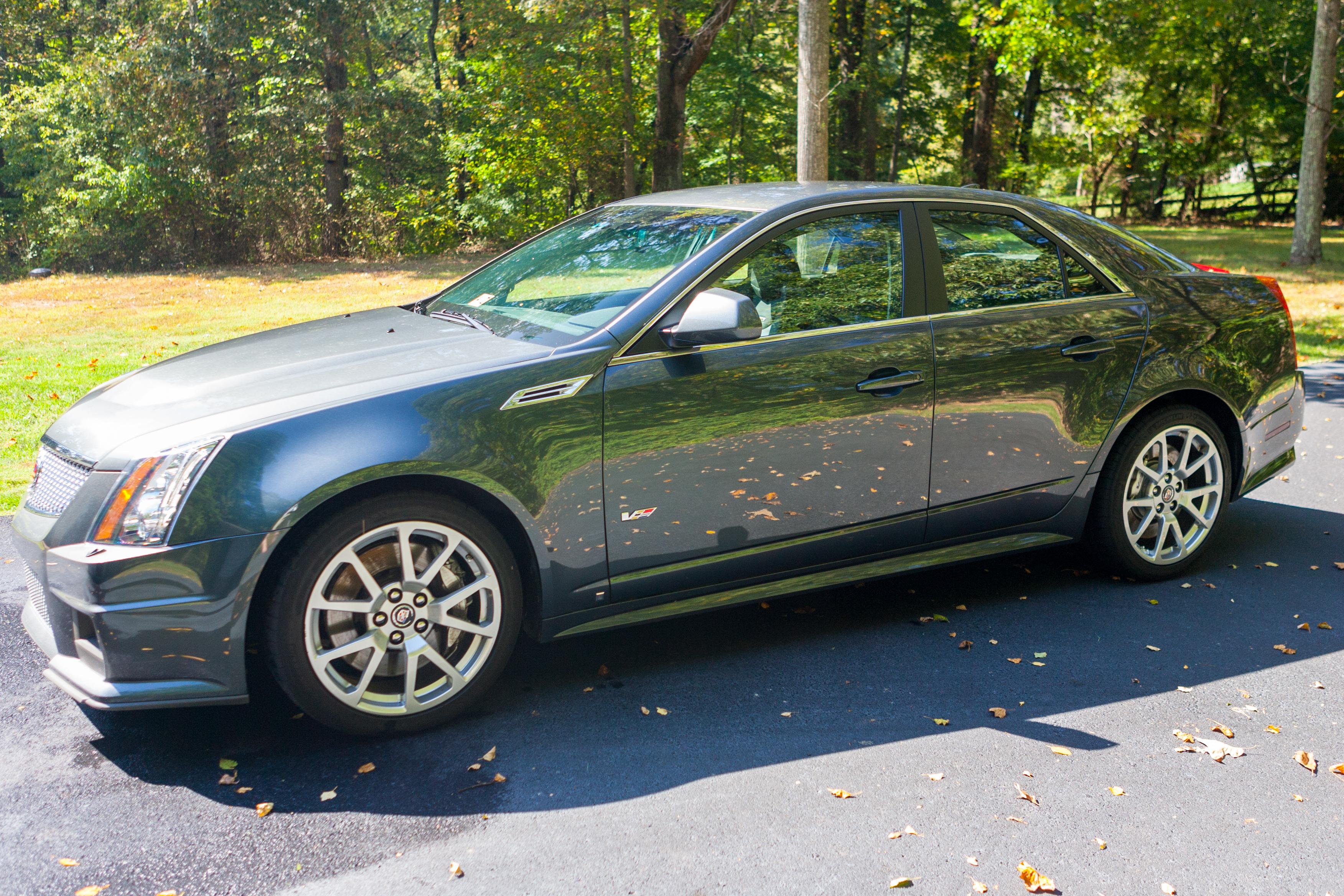 Cts V 2018 >> 2009 Cadillac CTS-V