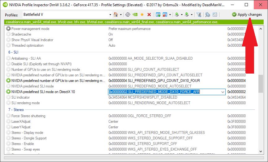 Nvidia Profile Inspector Latest Version