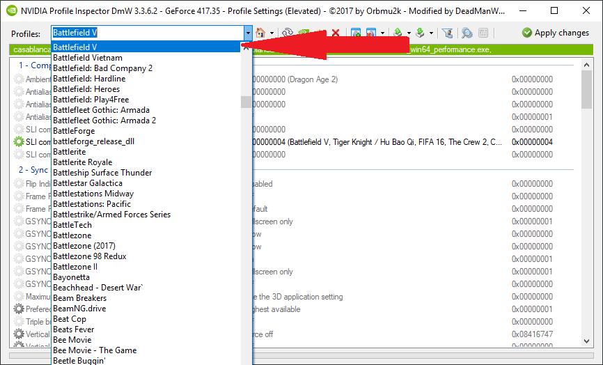 Battlefield V and NVidia SLI: Making It Work